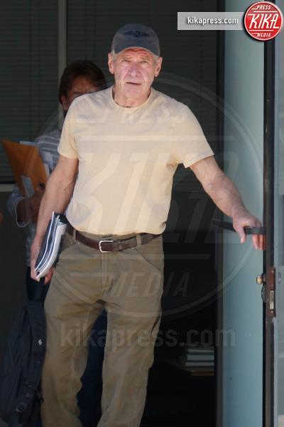 Harrison Ford - Los Angeles - 28-05-2015 - Harrison Ford, nuovo incidente aereo: poteva essere un disastro