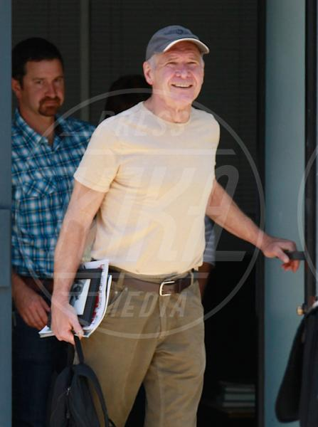 Harrison Ford - Los Angeles - 28-05-2015 - Harrison Ford e Steven Spielberg tornano per Indiana Jones 5