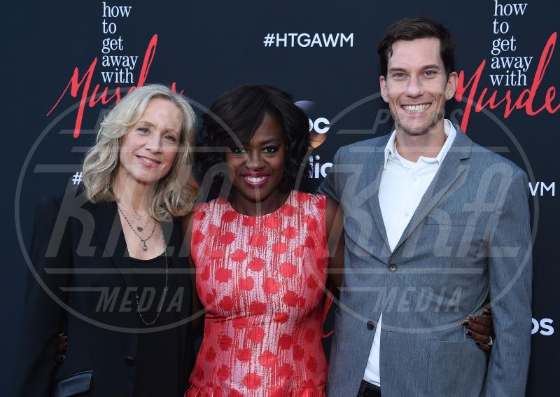Pete Nowalk, Viola Davis, Betsy Beers - Hollywood - 28-05-2015 - Le Regole Del Delitto Perfetto: It's a Trap