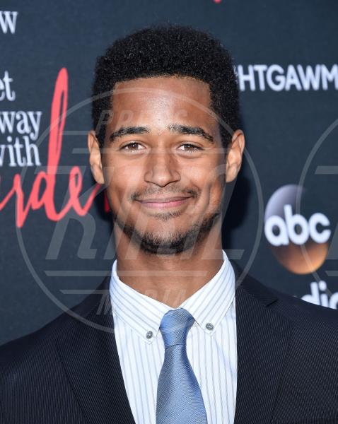 Alfred Enoch - Hollywood - 28-05-2015 - Le Regole Del Delitto Perfetto: It's a Trap