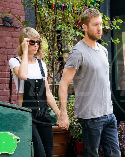 Calvin Harris, Taylor Swift - New York - 29-05-2015 - Taylor Swift e Tom Hiddleston: ecco il bacio