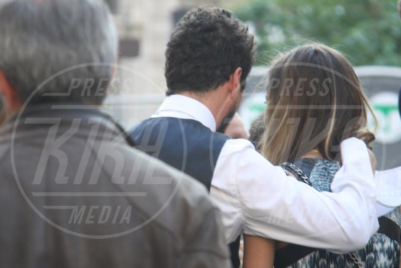 Ludovica Frasca, Luca Bizzarri - Milano - 28-05-2015 - Il conduttore e l'ex velina sono tornati insieme