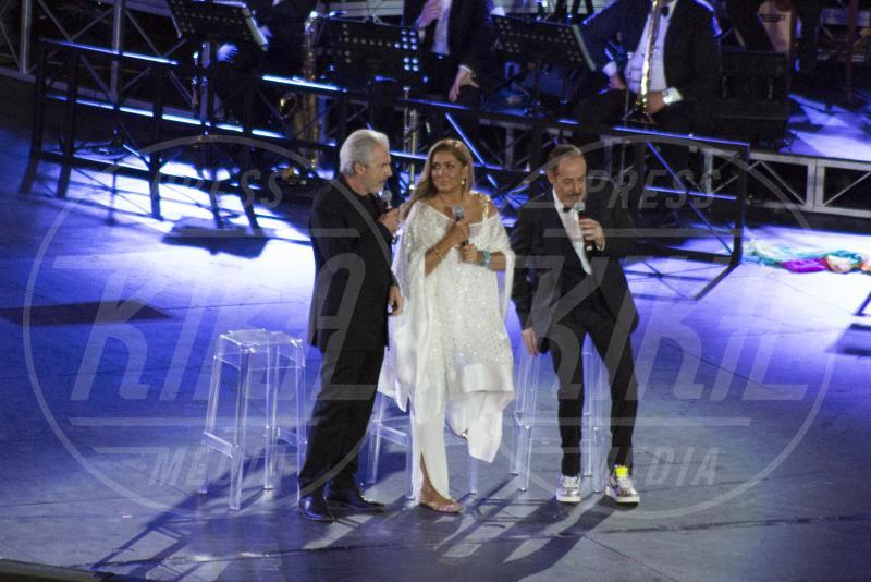 Romina Power, Massimo Lopez - Verona - 29-05-2015 - Al Bano e Romina di nuovo insieme in Italia dopo 20 anni