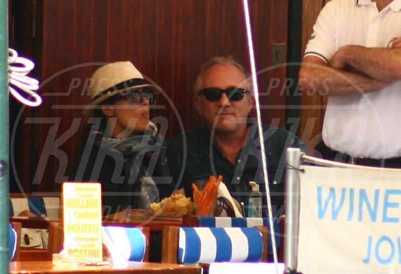 François-Henri Pinault, Salma Hayek - Portofino - 31-05-2015 - Salma Hayek: è tempo di relax a Portofino