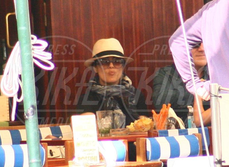 Salma Hayek - Portofino - 31-05-2015 - Salma Hayek: è tempo di relax a Portofino