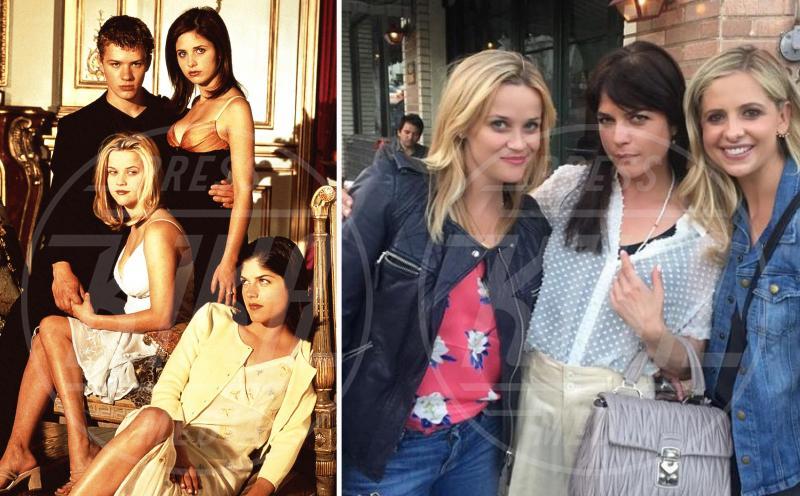 Sarah Michelle Gellar, Selma Blair, Reese Witherspoon - Hollywood - 31-05-2015 - Cruel Intentions: la reunion sedici anni dopo