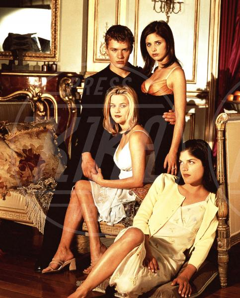 Ryan Phillippe, Sarah Michelle Gellar, Selma Blair, Reese Witherspoon - Hollywood - 31-05-2015 - Cruel Intentions: la reunion sedici anni dopo