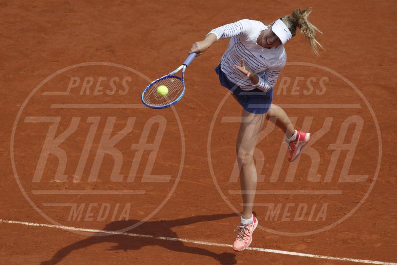 Maria Sharapova - Parigi - 01-06-2015 - Maria Sharapova sospesa per due anni