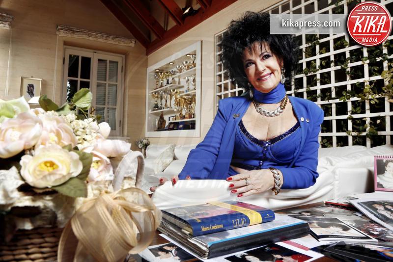 Marina Castelnuovo - Varese - 26-05-2015 - Marina Castelnuovo, la sosia di Liz Taylor