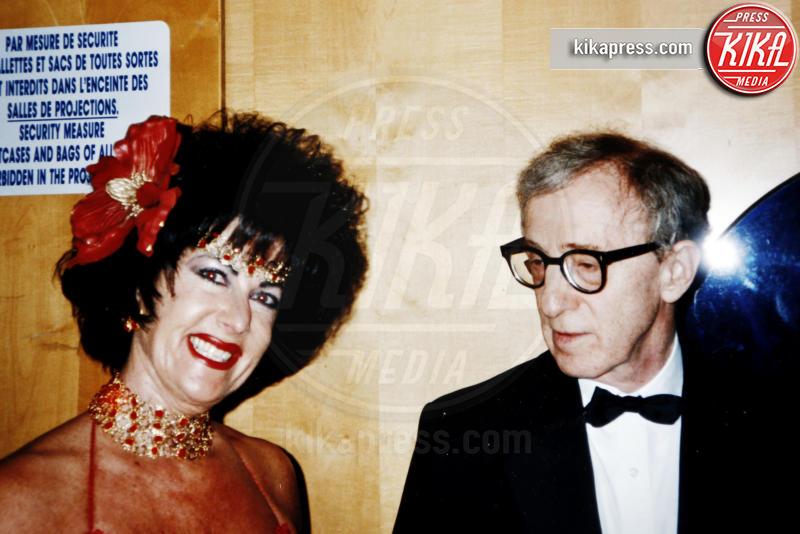 Marina Castelnuovo, Woody Allen - Varese - 26-05-2015 - Marina Castelnuovo, la sosia di Liz Taylor