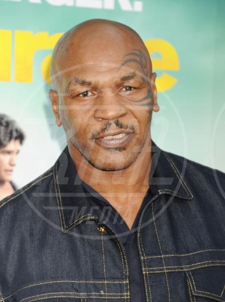 Mike Tyson - Los Angeles - 01-06-2015 - James Franco si spoglia per Hillary Clinton!