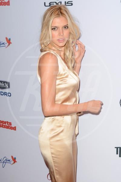 Kelly Rohrbach - Manhattan - 11-02-2015 - Kelly Rohrbach: un'altra bionda per Leonardo DiCaprio