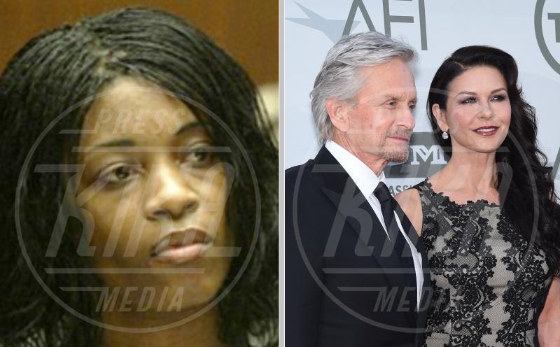 Dawnette Knight, Catherine Zeta Jones, Michael Douglas - Los Angeles - 04-06-2015 - Jennifer Lopez perseguitata da uno stalker per mesi