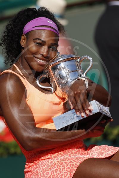 Serena Williams - Parigi - 06-06-2015 - Serena Williams è la regina di Parigi