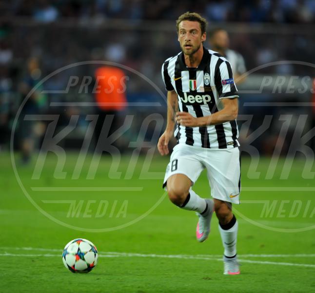 Claudio Marchisio - Berlino - 06-06-2015 - Ecco i 10 calciatori più pagati della Serie A