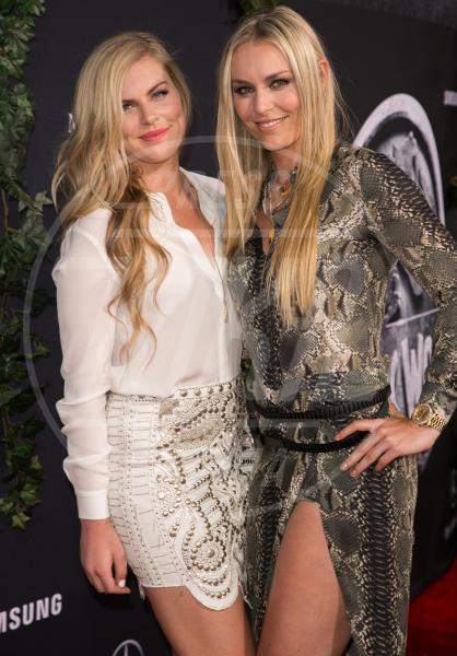 Karin Kildow, Lindsey Vonn - Los Angeles - 09-06-2015 - Lindsey Vonn: il segreto del suo successo è...