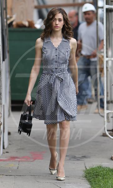 Emmy Rossum - Los Angeles - 27-05-2015 - Fashion revival: dagli anni '60 tornano i quadretti Vichy