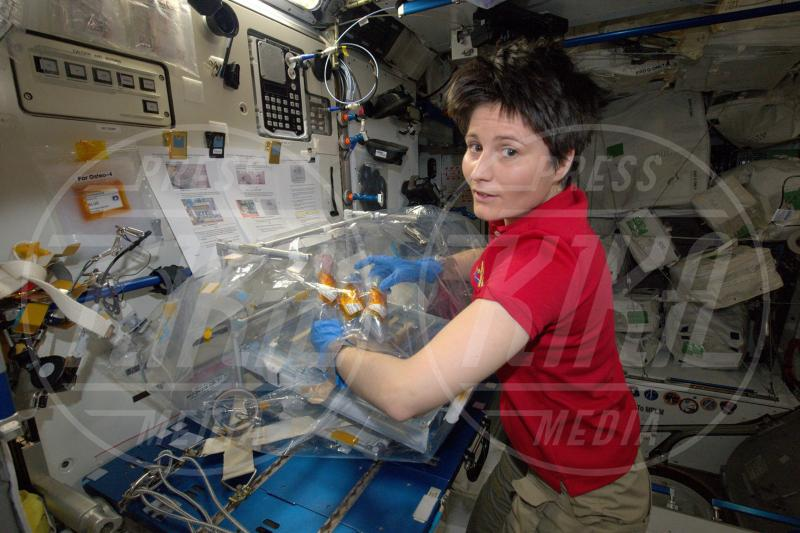 Samantha Cristoforetti - Spazio - 11-06-2015 - La vita nello spazio di Samantha Cristoforetti diventa un film