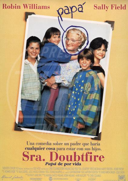 Mara Wilson, Mrs. Doubtfire, Robin Williams - 01-01-1993 - Le star che non sapevate avessero lasciato Hollywood