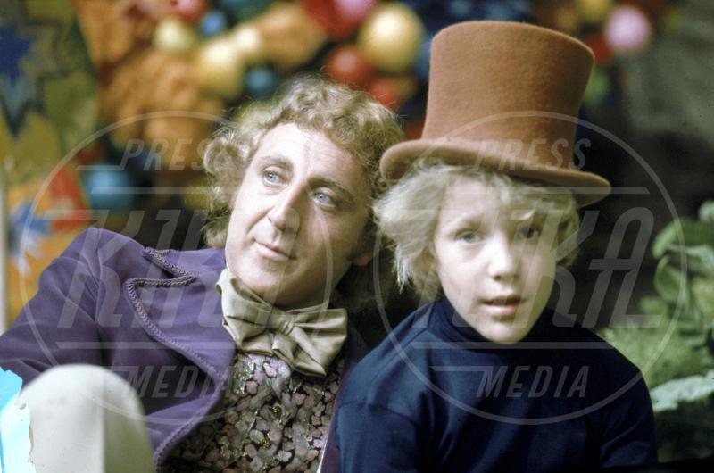 Peter Ostrum, Gene Wilder - Hollywood - 01-03-2002 - Willy Wonka: la Warner Bros. pensa a un prequel