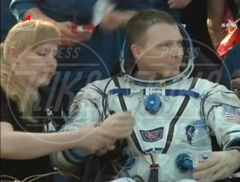 Terry Virts - Kazakistan - Samantha Cristoforetti è tornata sulla Terra