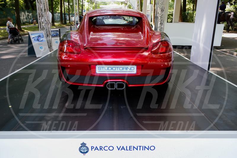 Parco Valentino Salone e Gran Premio - Torino - 11-06-2015 - Torino: prima edizione del Parco Valentino-Salone&Gran Premio