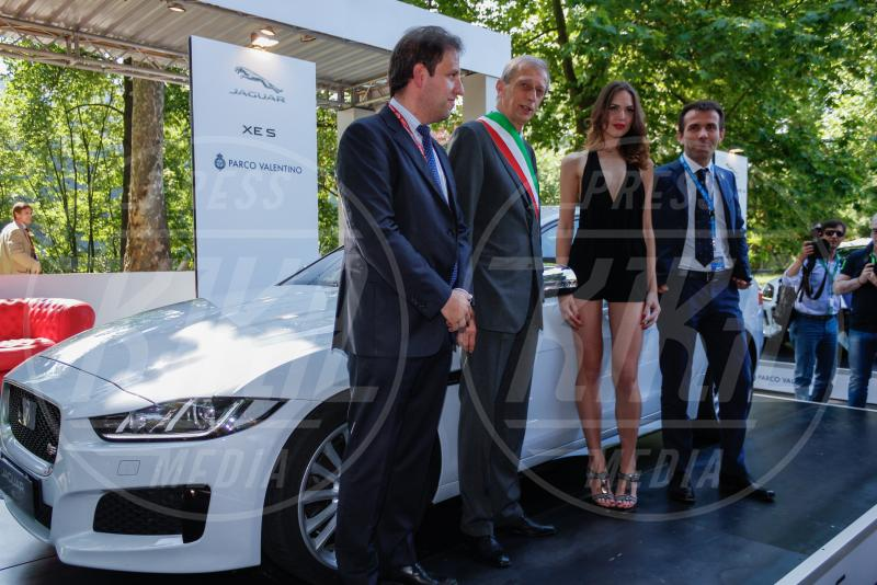 Parco Valentino Salone e Gran Premio, Piero Fassino - Torino - 11-06-2015 - Torino: prima edizione del Parco Valentino-Salone&Gran Premio