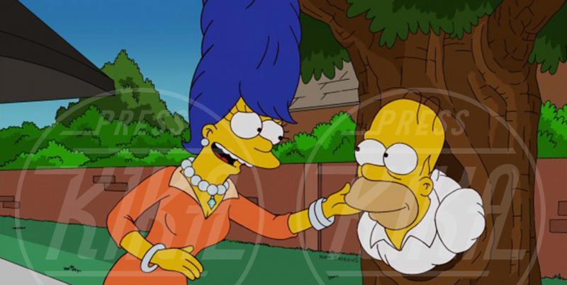 Marge Simpson, Homer Simpson - Springfield - 12-06-2015 - Homer Simpson risponderà alle domande dei fan