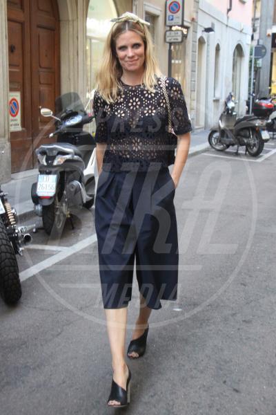 Filippa Lagerback - Milano - 11-06-2015 - Celebrity e blogger: le star più attive sul web