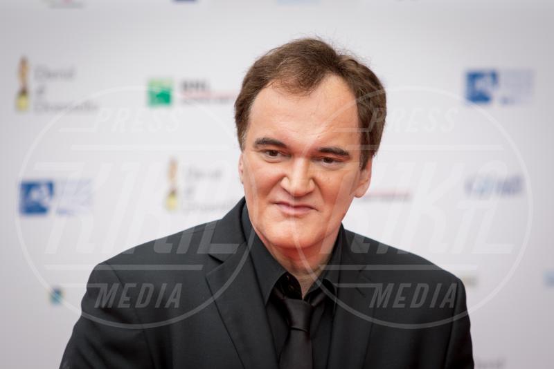 Quentin Tarantino - Roma - 12-06-2015 - Quentin Tarantino pensa a una miniserie tv