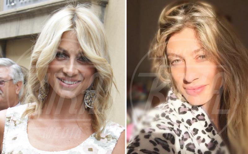 Maddalena Corvaglia - Hollywood - 13-06-2015 - Prima e dopo: il miracolo del make up!