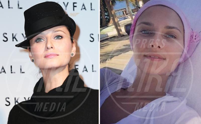 Anna Safroncik - Hollywood - 13-06-2015 - Prima e dopo: il miracolo del make up!