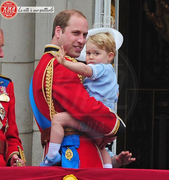Principe George, Principe William - Londra - 13-06-2015 - 19 marzo, festa del papà o festa dei DILF?