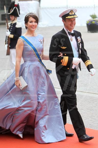 Principe Frederick, Principessa Mary di Danimarca - Stoccolma - 13-06-2015 - Kate Middleton e Mary di Danimarca, lo stile è lo stesso
