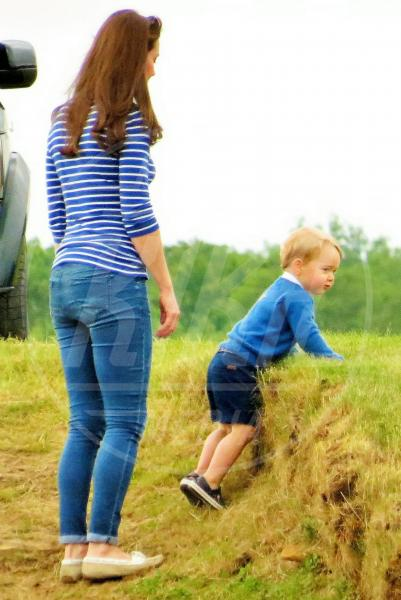 Principe George, Kate Middleton - Gloucestershire - 14-06-2015 - Vita da Kate Middleton? Provate a mettervi nelle sue scarpe!