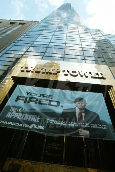 Trump Tower - New York - 27-03-2004 - Donald Trump sarà il prossimo Presidente Usa?