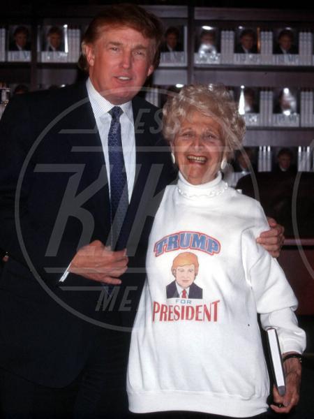 Supporter, Donald Trump - New York - 05-01-2000 - Donald Trump sarà il prossimo Presidente Usa?
