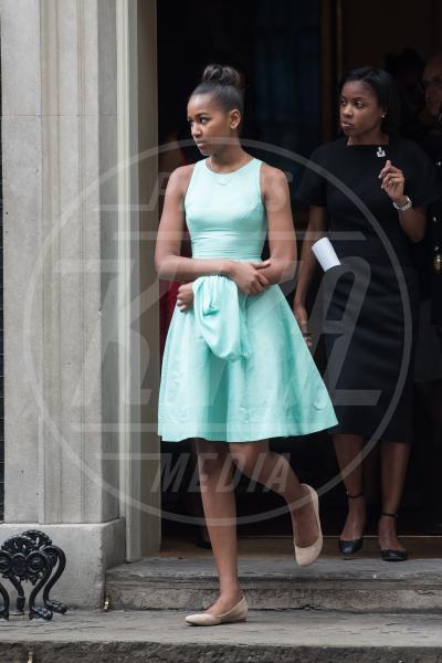 Malia Obama - Londra - 16-06-2015 - Michelle Obama, un tè col principe Harry