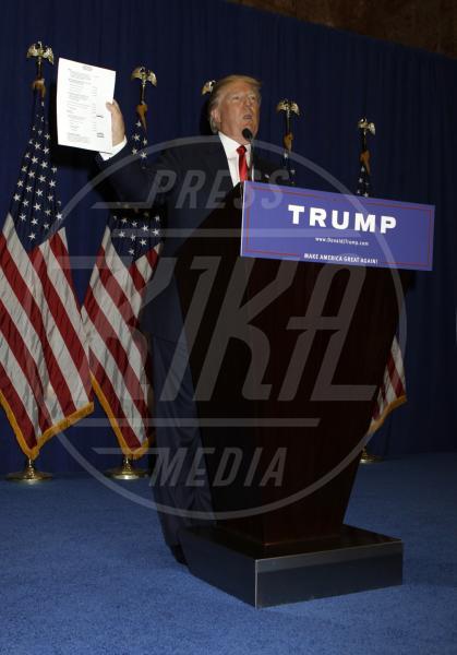 Donald Trump - New York - 16-06-2015 - Donald Trump sarà il prossimo Presidente Usa?