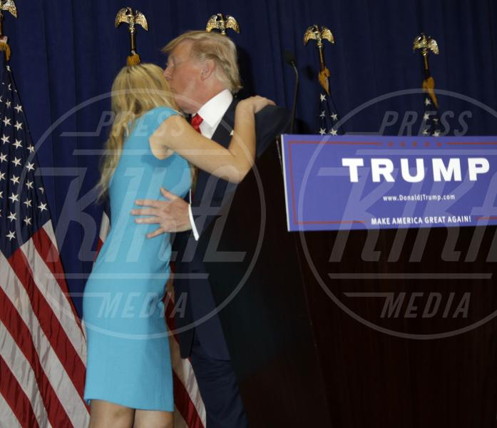 Tiffany Trump, Donald Trump - New York - 16-06-2015 - Tiffany Trump: niente foto con papà Donald, è