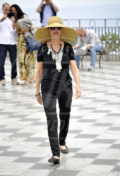 Susan Sarandon - Taormina - 18-06-2015 - Susan Sarandon e Jessica Lange, in tv per Feud