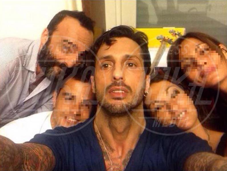 Fabrizio Corona - 19-06-2015 - Bebe Vio e Barack Obama: un'altra selfie-magia