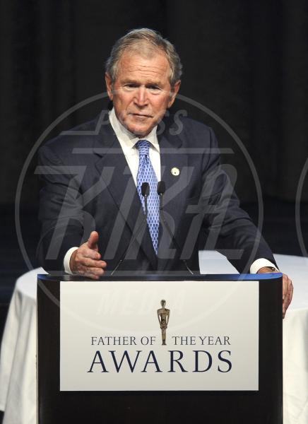 George W. Bush - New York - 18-06-2015 - Justin Bieber e i vip che non sapevate avessero il morbo di Lyme
