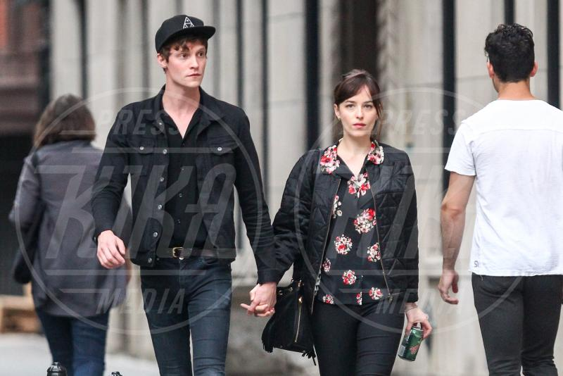 Matthew Hitt, Dakota Johnson - New York - 20-06-2015 - Dakota Johnson e Matthew Hitt si sono lasciati