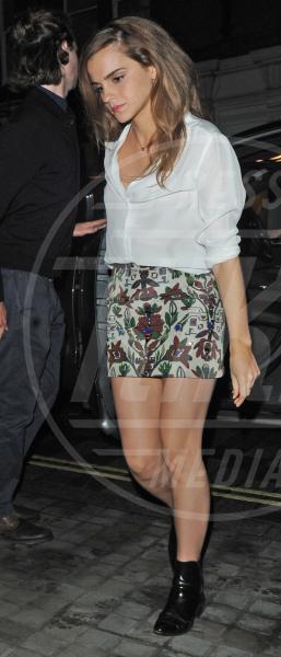 Emma Watson - Londra - 20-06-2015 - Emma Watson ricicla gli abiti... non il fidanzato!