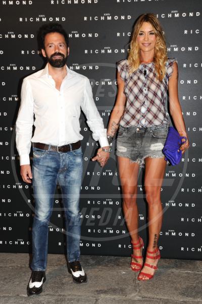 Sebastiano Lombardi, Elenoire Casalegno - Milano - 21-06-2015 - Amori in controtendenza: quando lui è più basso di lei