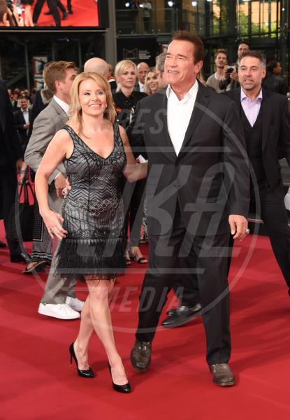Heather Milligan, Arnold Schwarzenegger - Berlino - 21-06-2015 - Auguri Arnold Schwarzenegger! L'attore compie 70 anni