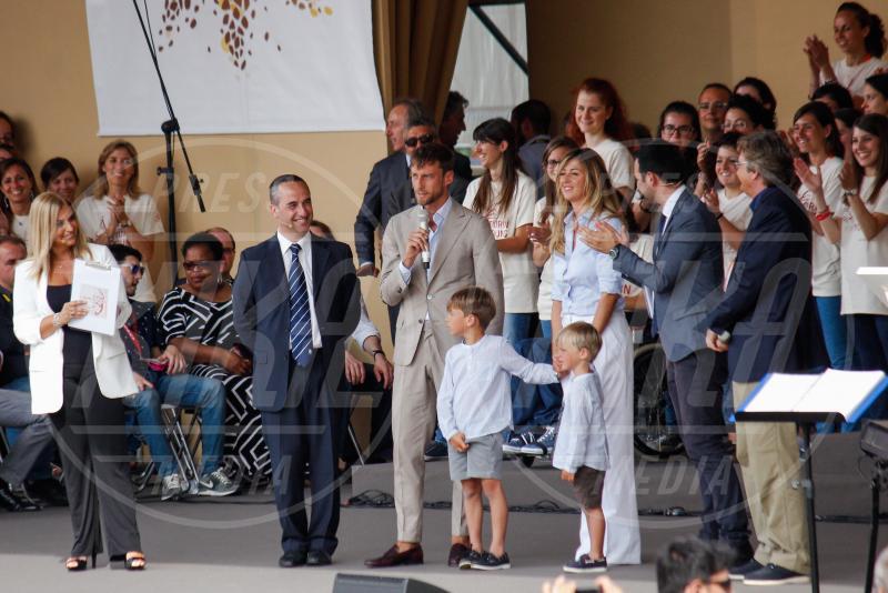 Claudio Marchisio, famiglia - Torino - 21-06-2015 - Il viaggio a Lourdes di Ilary Blasi: cosa ha fatto e perché