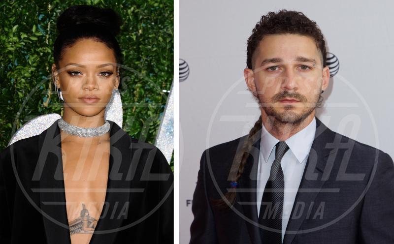 Rihanna, Shia LaBeouf - 23-06-2015 - Dieci coppie famose... che non sapevate fossero state coppie!