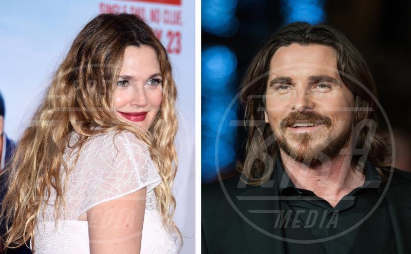 Christian Bale, Drew Barrymore - 23-06-2015 - Dieci coppie famose... che non sapevate fossero state coppie!